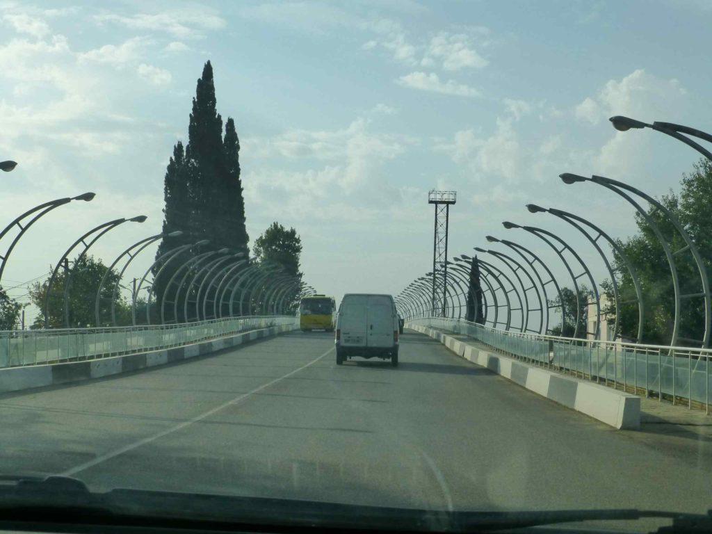 Мост в Марнеули