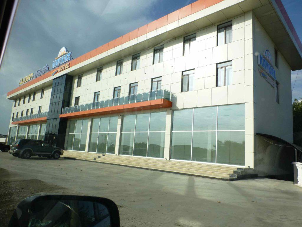 Пересечение границы Армении на автомобиле