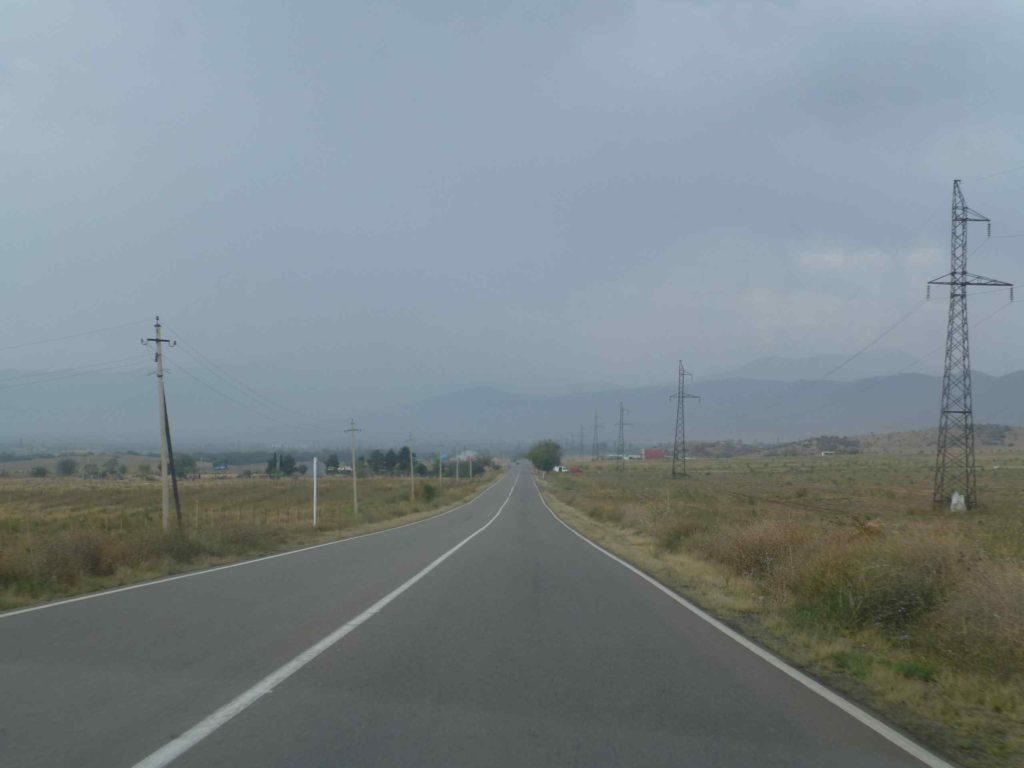 Дорога к границе