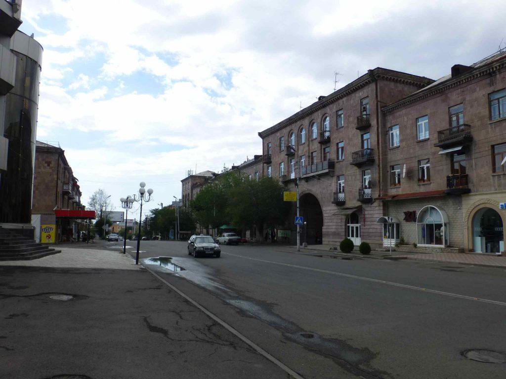 Дом на улице Горького (Шираза)
