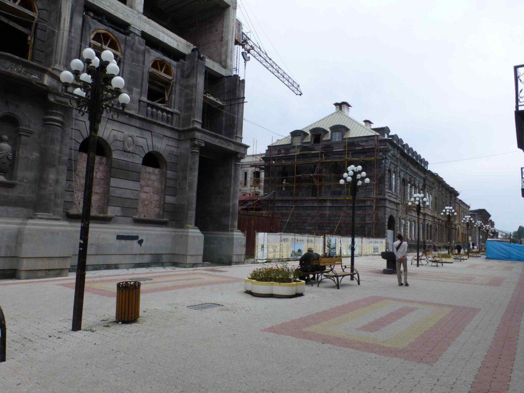 Улица Абовяна