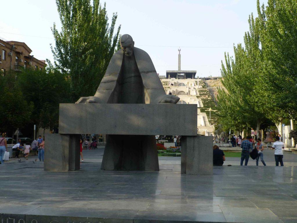 Памятник А.Таманяну