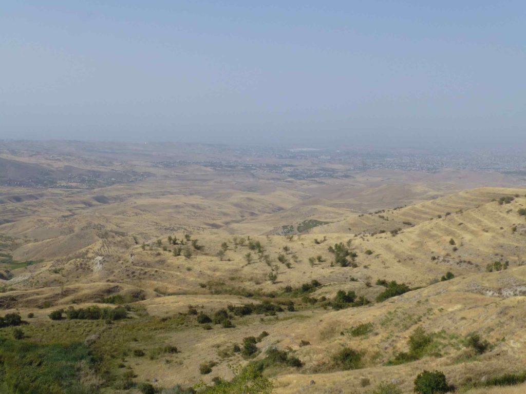 Вид на Арарат