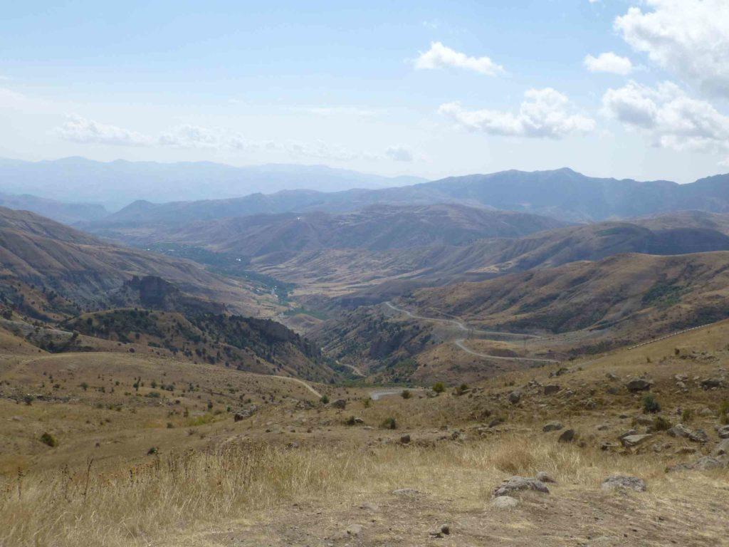 Вид от перевала
