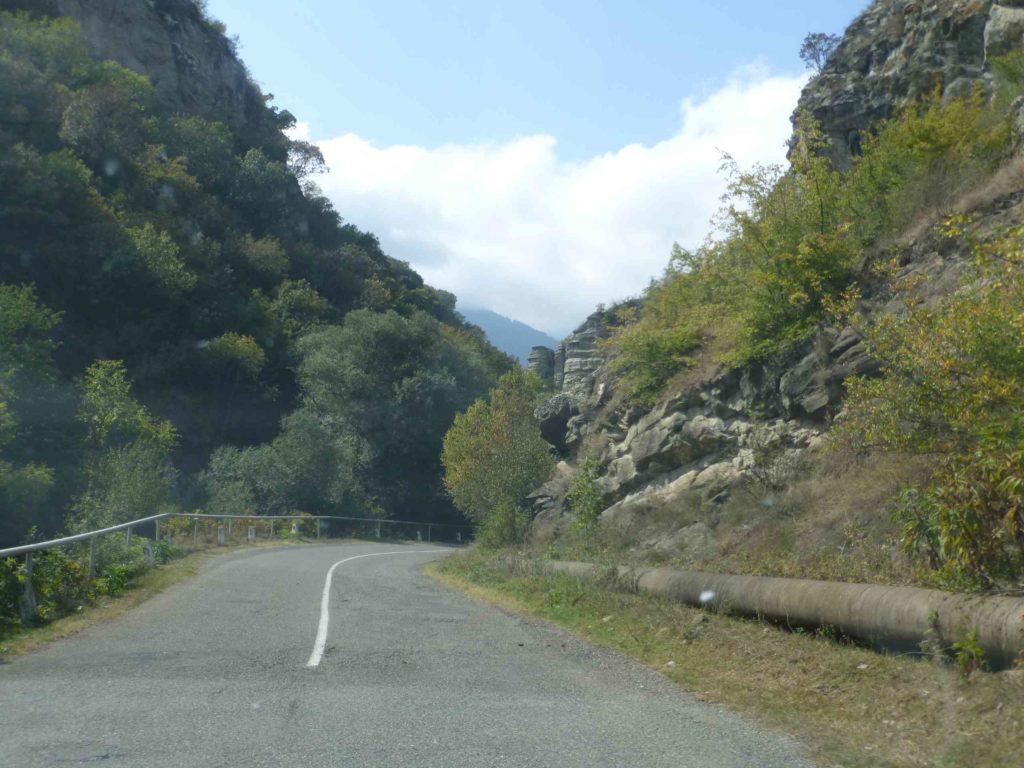 Дорога в Гош