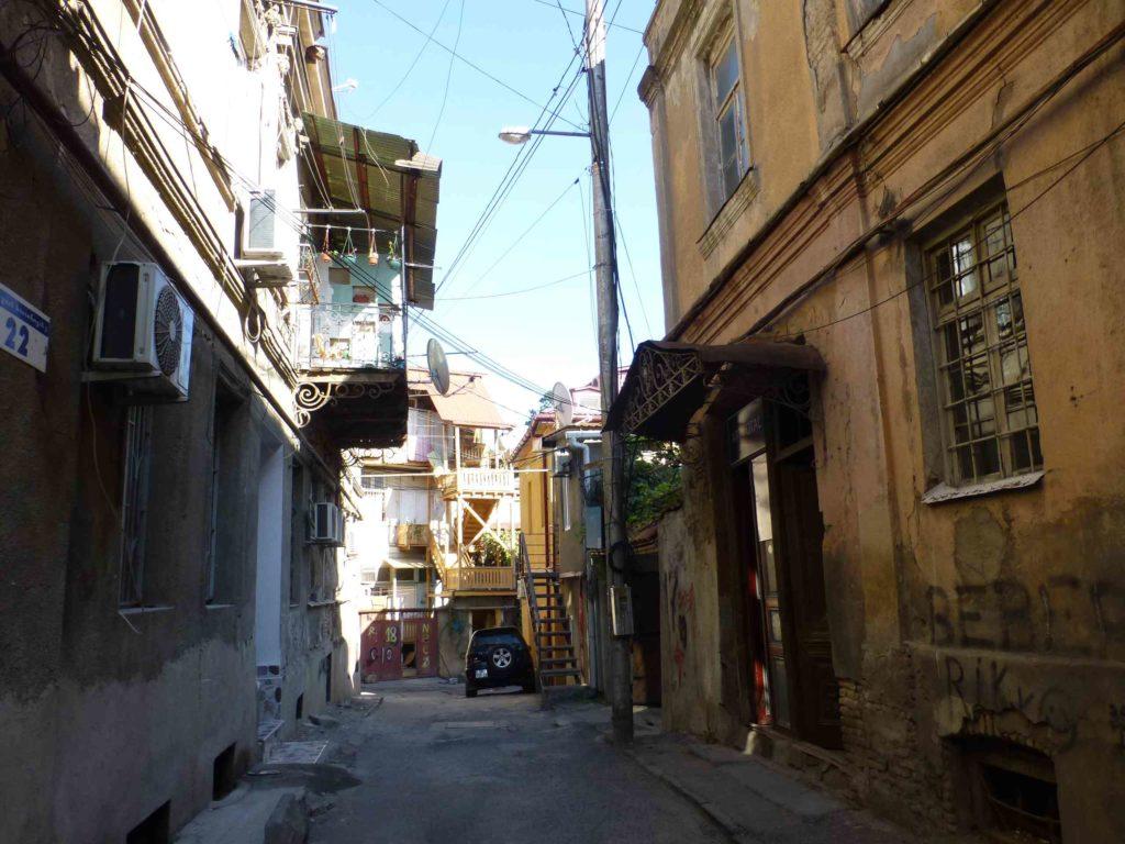 Старые кварталы 1