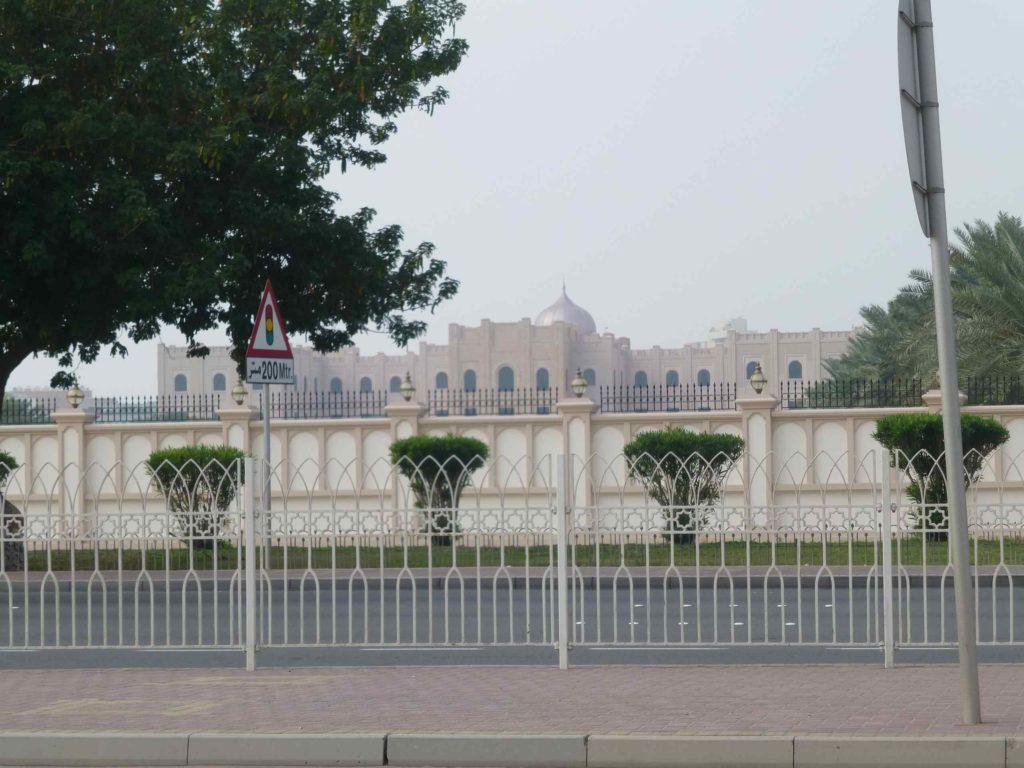Дворец правителя