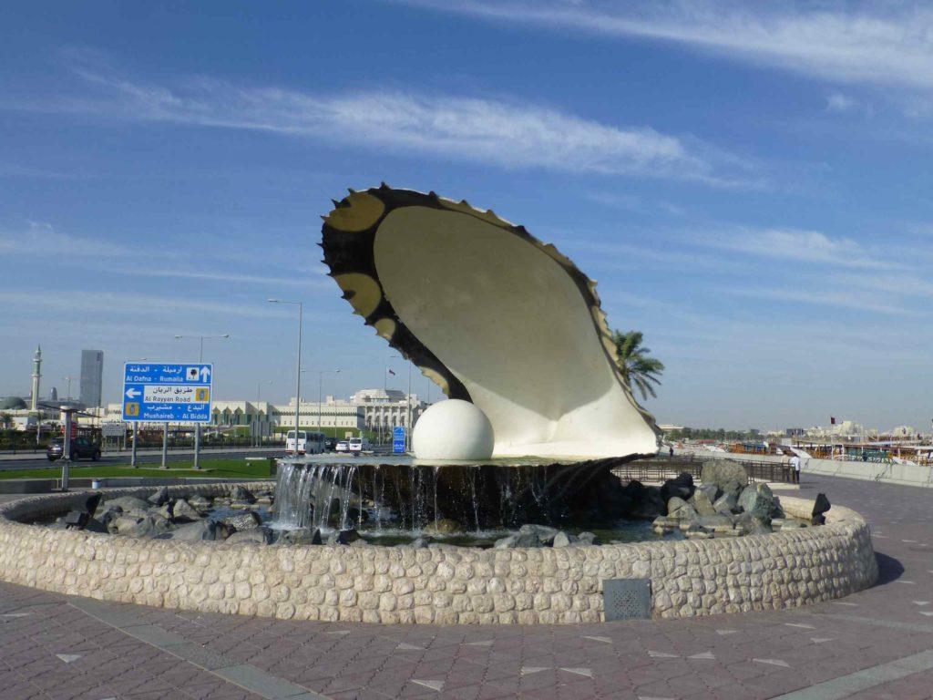 Памятник жемчужине
