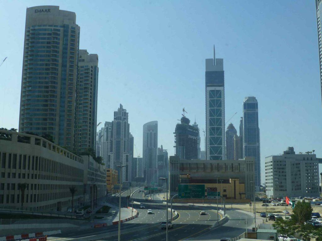 Это Дубай