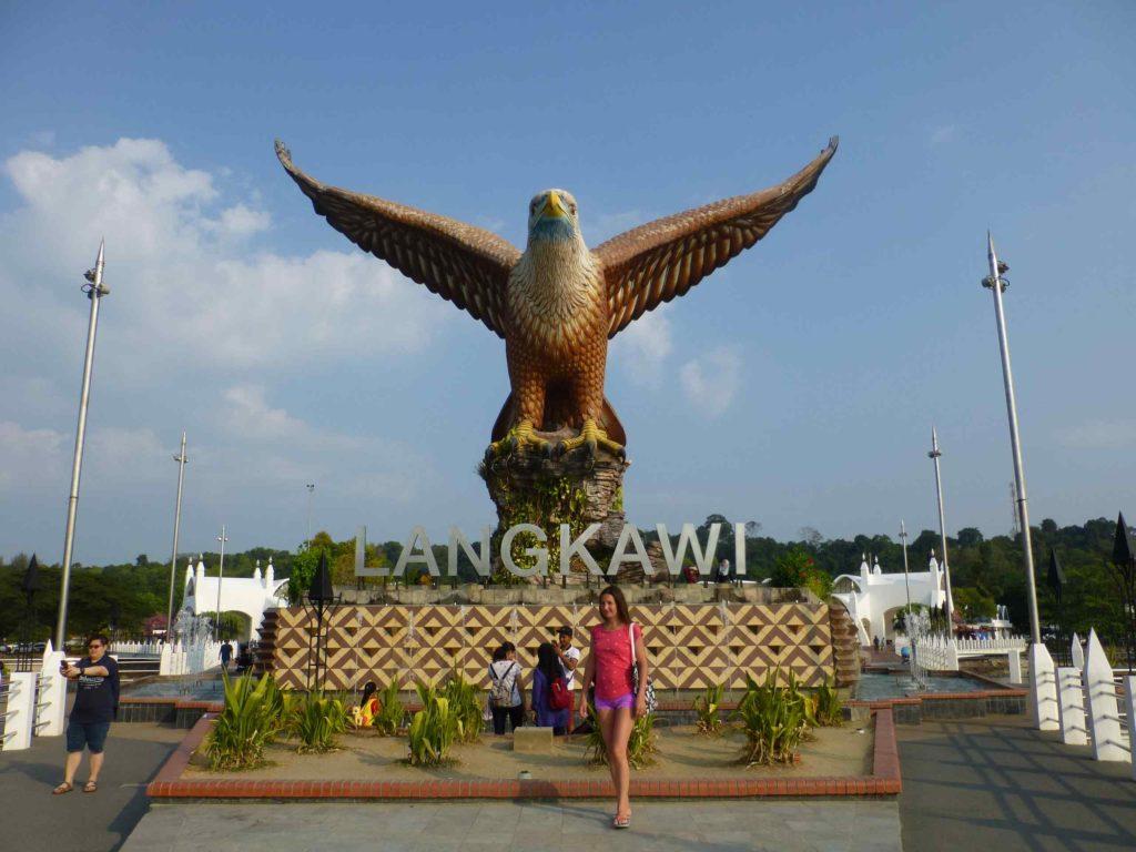 Символ Лангкави - орел