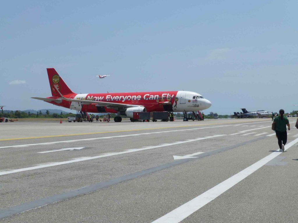 Наш самолет AirAsia