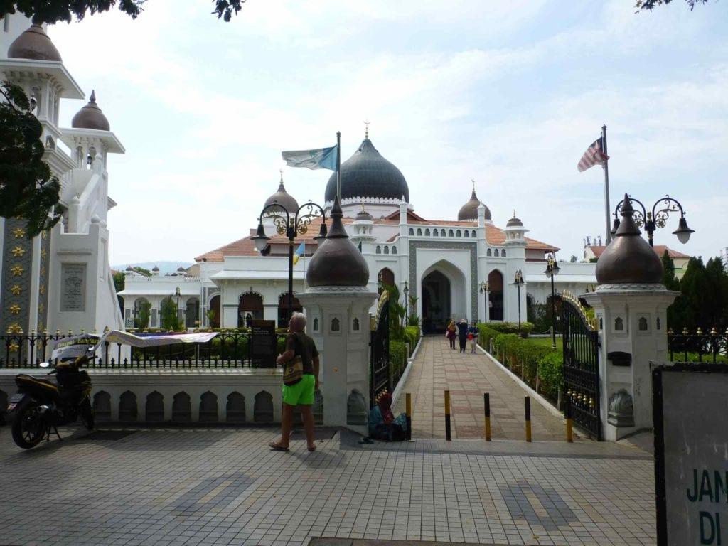 Старинная мечеть капитана Келлинга