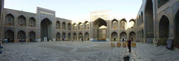 1. Самостоятельно по Узбекистану. Общие заметки