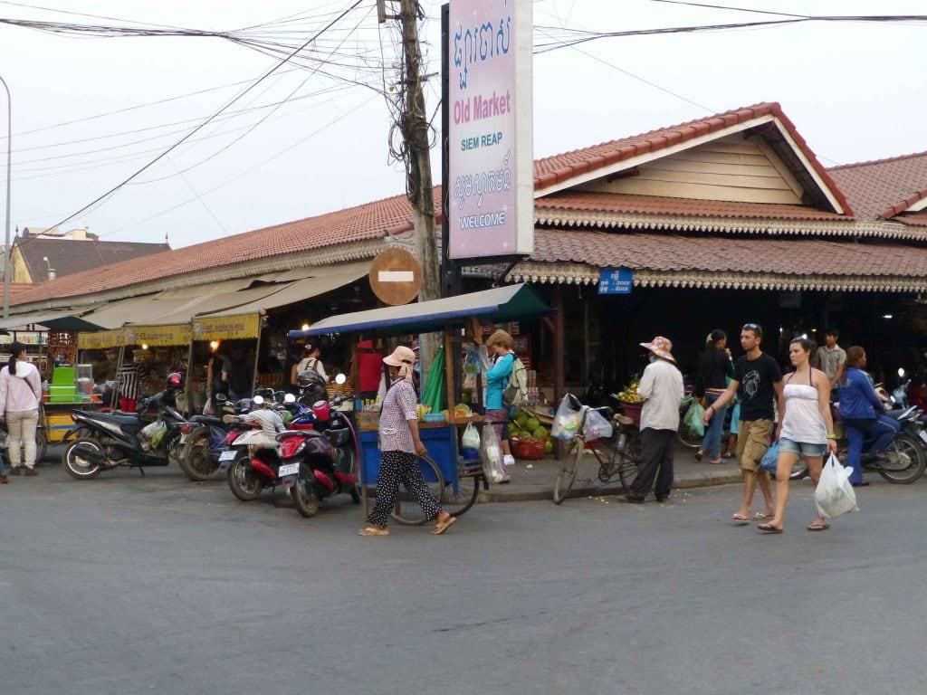 1. Сиемреап - храмы Ангкор