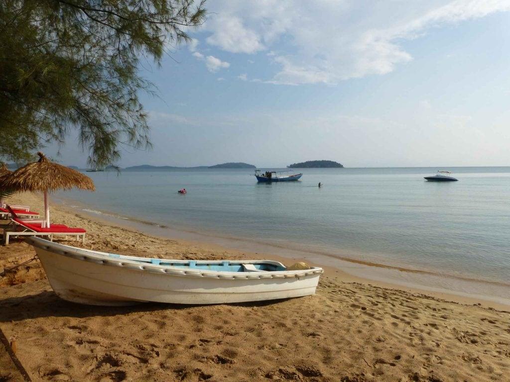 2. Сиануквиль - отдых у моря