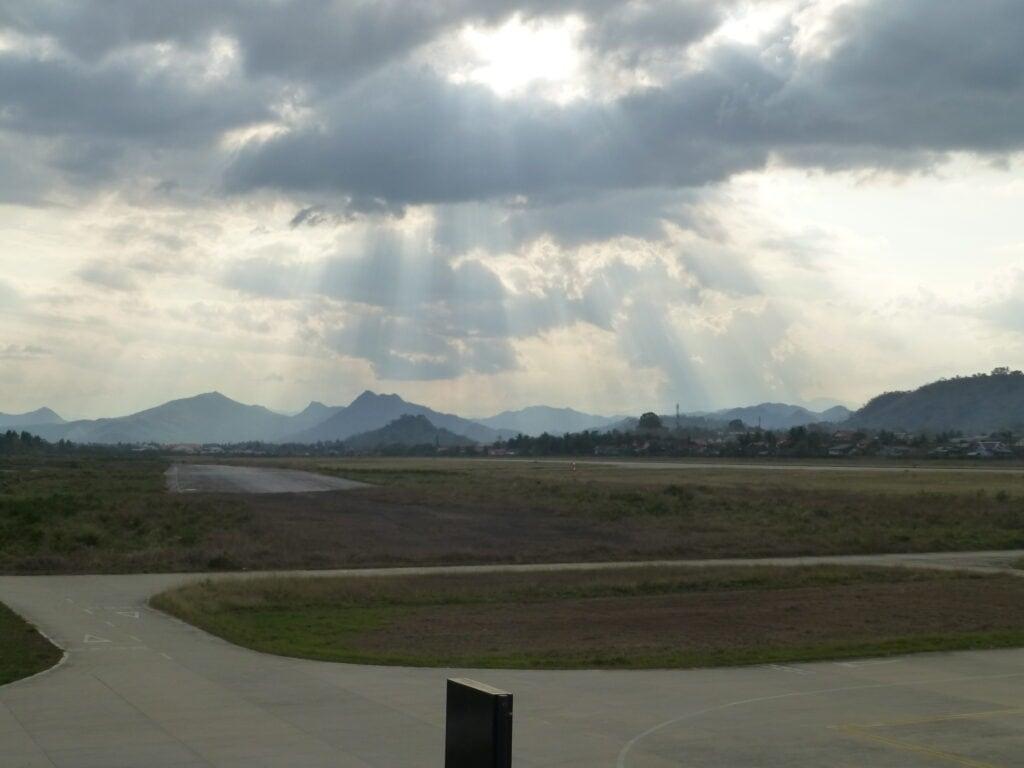 Аэропорт Луангпрабанга