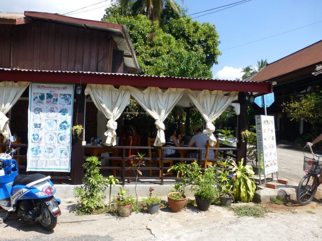 Кафе Phonheuang
